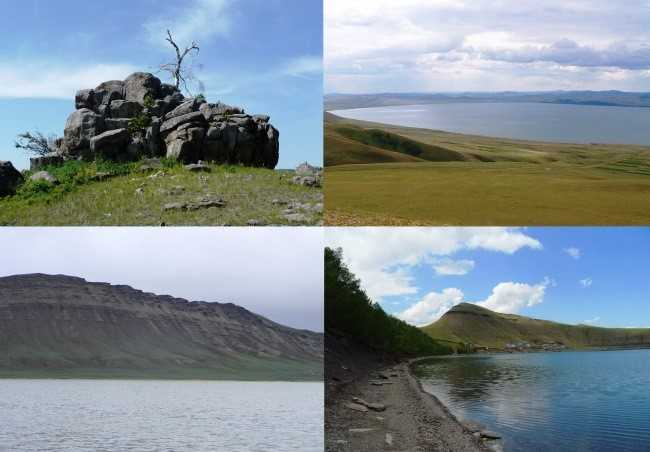 Мегалиты-озера-Шира-Хакасия-5