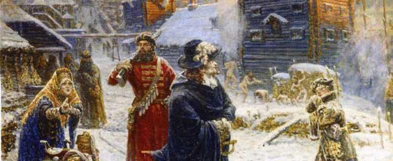 средневековая Русь глазами иностранцев