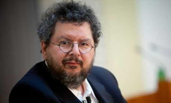 Профессор Дэвид Гелернтер