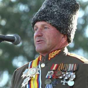 генерал Валерий Попов