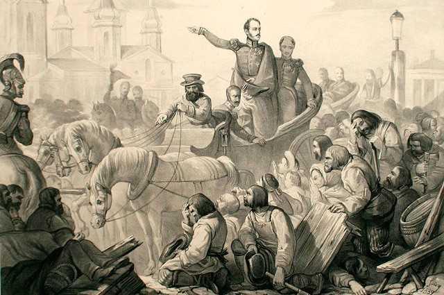 народные восстания