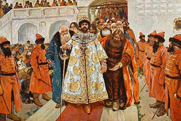 Смутное время на Руси в 1598 – 1613 годах. Цари и дела их 1