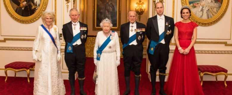 Что творила британская корона в истории