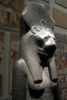 Египетская богиня Сехмет – страшная снаружи, добрая внутри 1