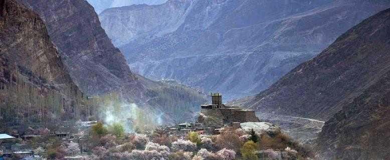 долина Хунза