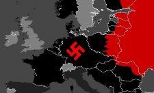 Гитлер идет на Европу