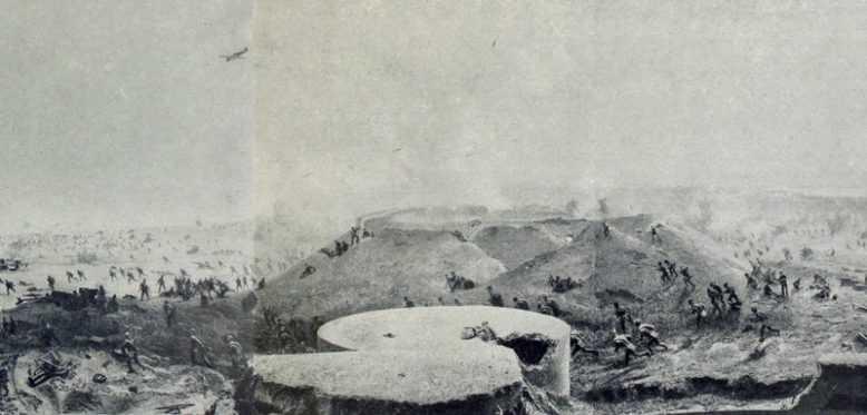Зачем немцы рвались на Мамаев курган в 1942 году 1