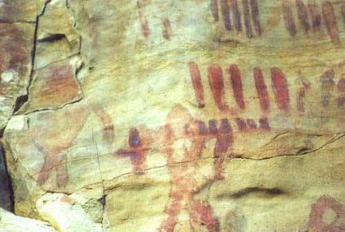 Очень древняя стоянка человека в Диринг-Юрях 2