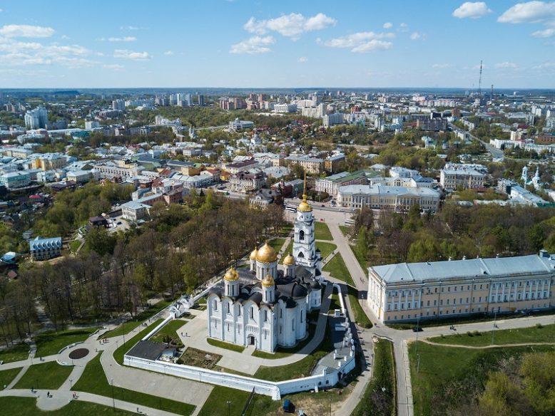 Владимир - столица Руси
