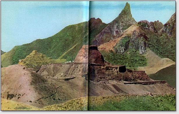 Цивилизация Ароэ или Королевство Солнца в Тихом океане 9
