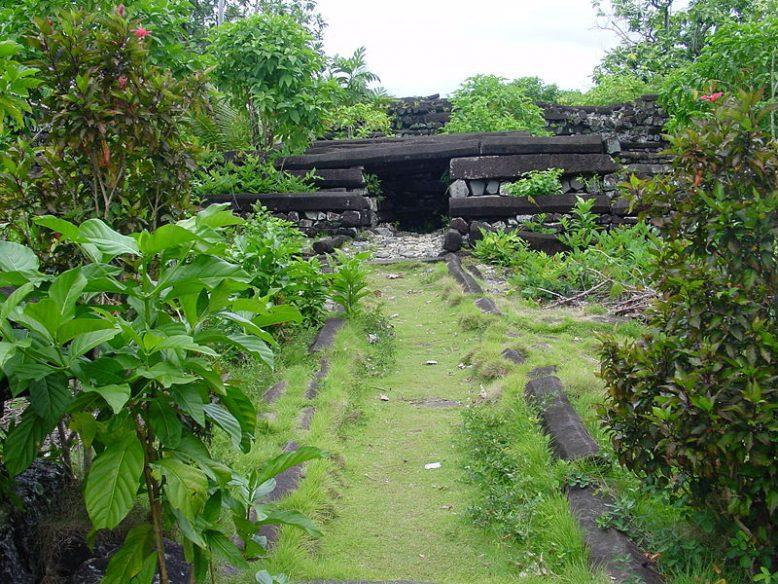 Цивилизация Ароэ или Королевство Солнца в Тихом океане 6