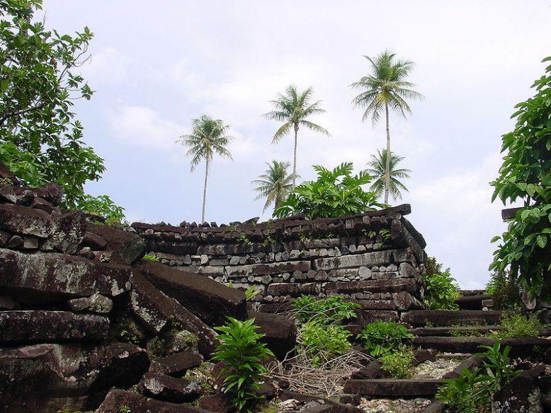 Цивилизация Ароэ или Королевство Солнца в Тихом океане 5