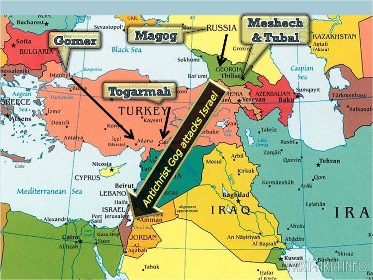 Империя Рош. Держава, существовавшая до Тартарии 1