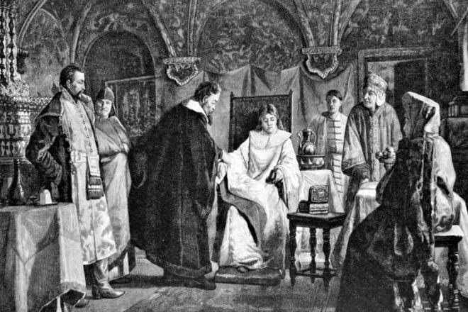 Царь Михаил Фёдорович Романов. История жизни 1