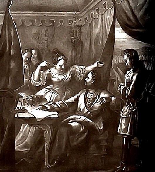 Екатерина I.  Биография роковой женщины и императрицы 1