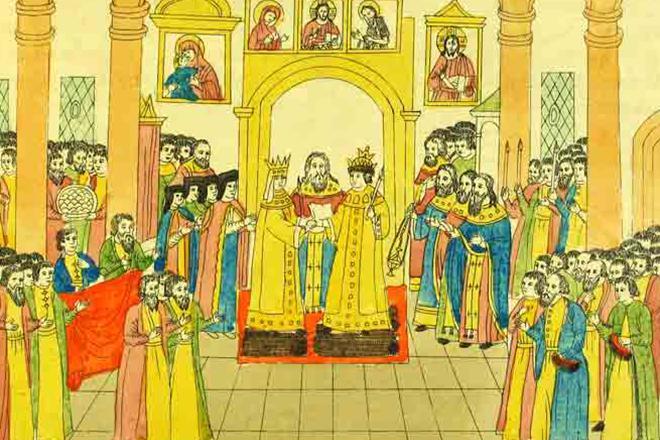 Царь Михаил Фёдорович Романов. История жизни 2