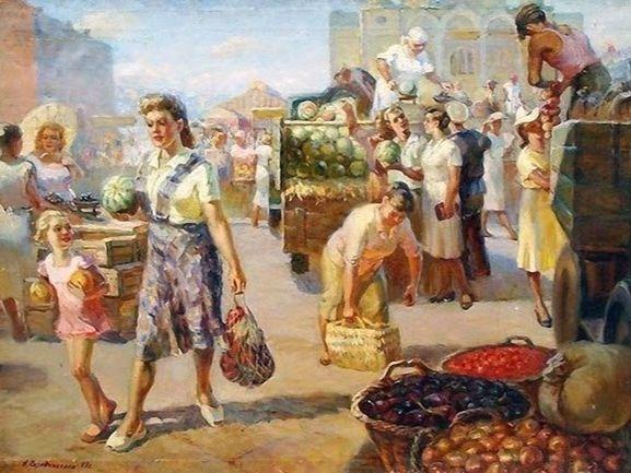 История ярмарок в России 3