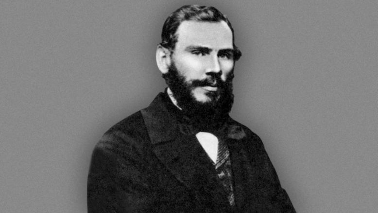 поздравление от Льва Толстого