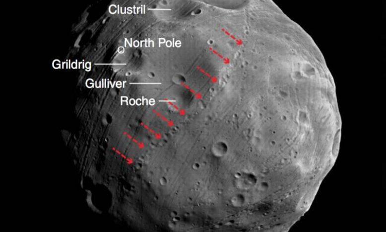 Спутник Марса Фобос. Тайны и загадки Фобоса 1