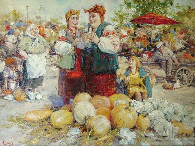 История ярмарок в России 1