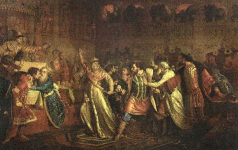 Князь Василий 2 Васильевич (Темный). История жизни кратко 1