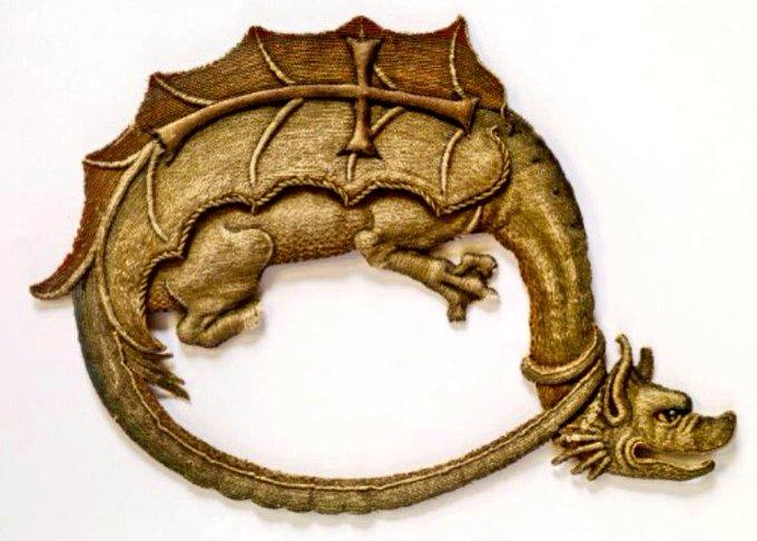 Рыцарские ордена средневековья 3