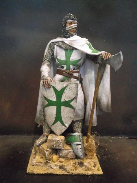 Рыцарские ордена средневековья 1