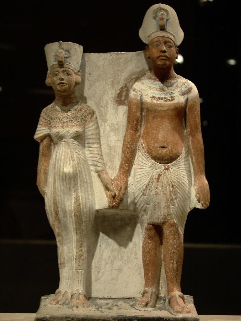 Царица Нефертити. Красавица, исчезнувшая в истории 1