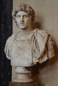 Завоевания Александра Македонского 1