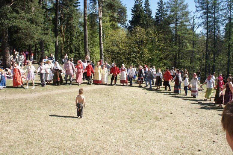 праздник Красная Горка