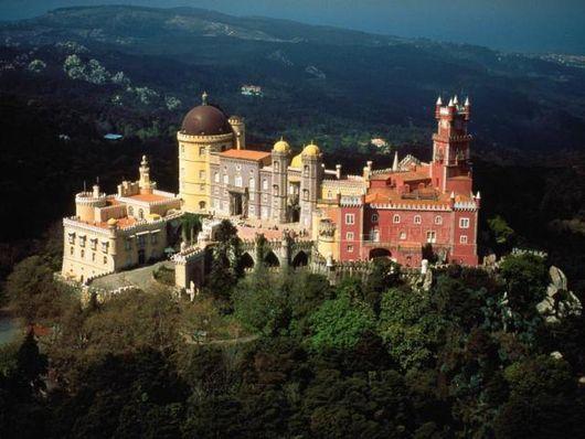 Синтра. Португалия 1