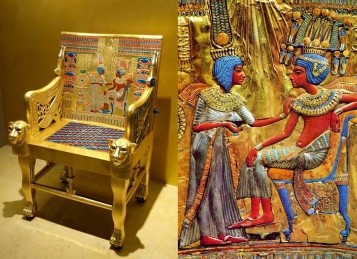Тутанхамон. Известнейший фараон, о котором когда-то забыли 1