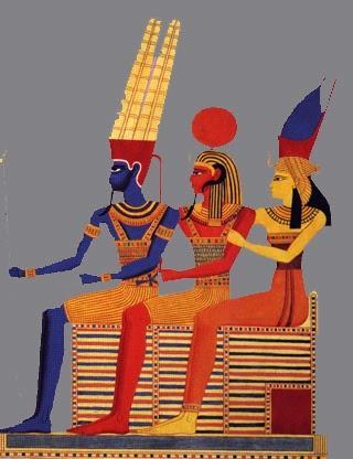 Бог Амон Ра. Главный бог Древнего Египта 1
