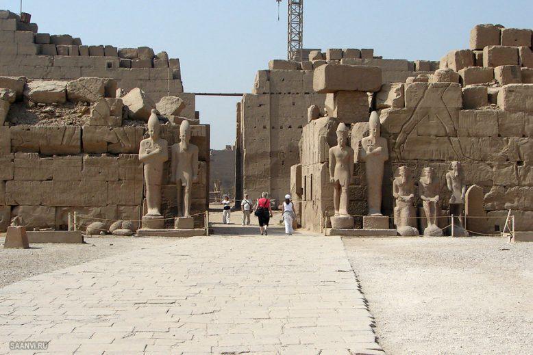 Бог Амон Ра. Главный бог Древнего Египта 4