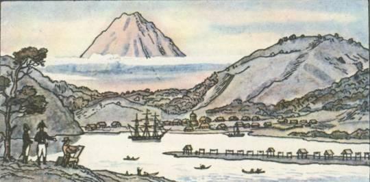 Освоение Камчатки. История до и после прихода русских 1