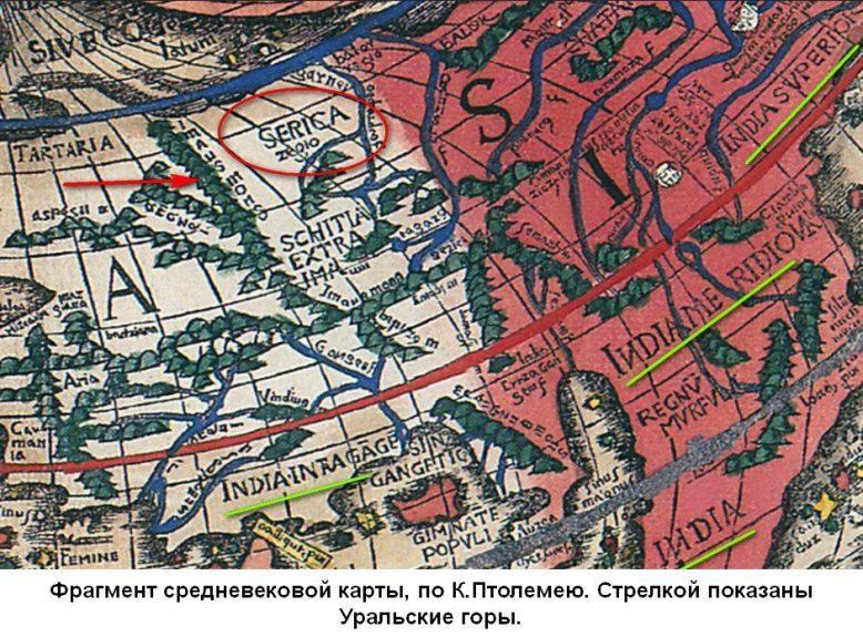 Народы, издревле заселявшие огромные просторы Сибири 21