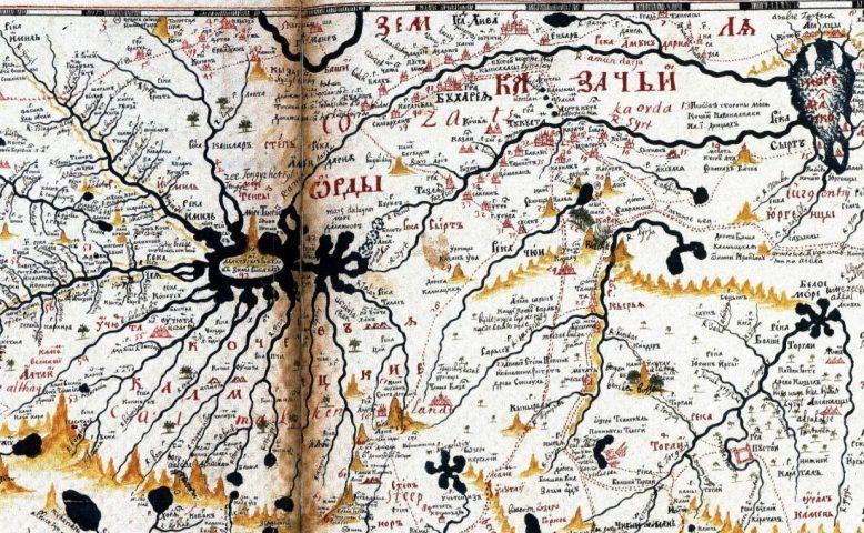 Где стояли древние города в Сибири. Архивы и находки 1