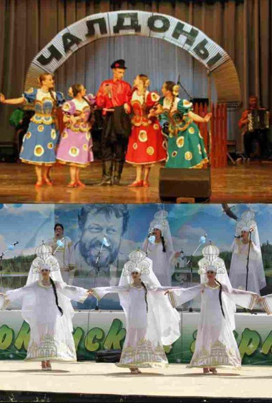 Народы, издревле заселявшие огромные просторы Сибири 19