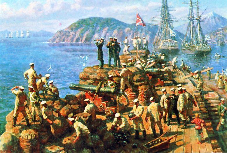 оборона Петропавловска Камчатского