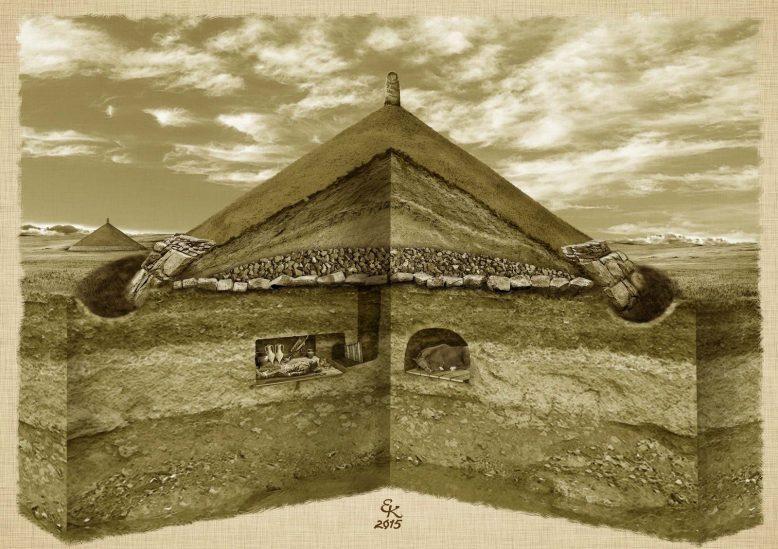 Откуда название Сибирь и о её древних жителях 1