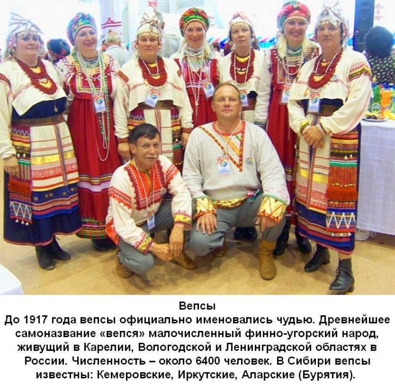 Народы, издревле заселявшие огромные просторы Сибири 12