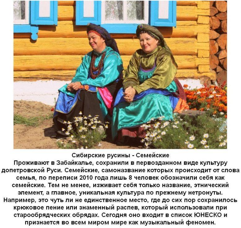 Народы, издревле заселявшие огромные просторы Сибири 4