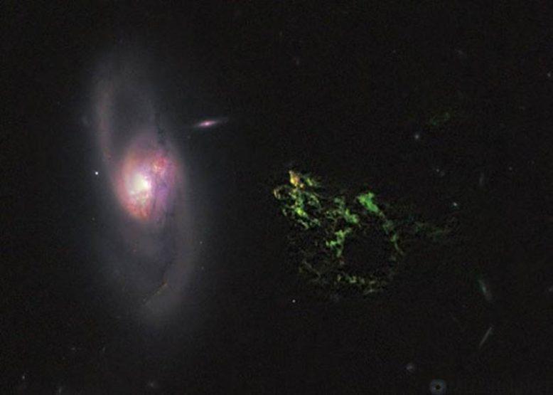необычные объекты вселенной