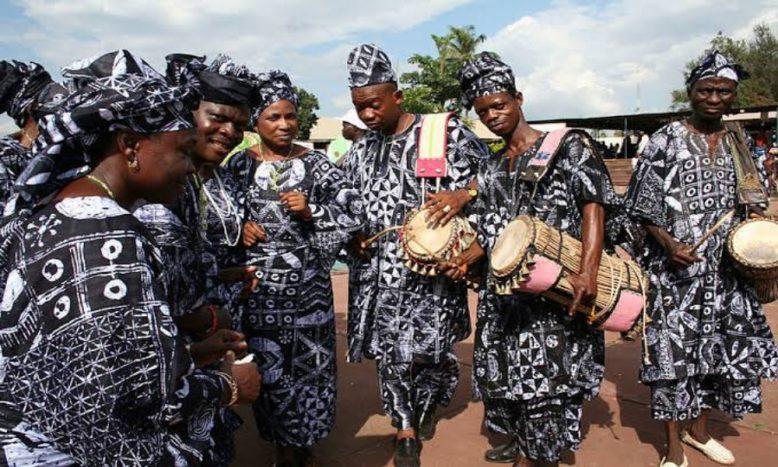 Народы Африки. Названия и расселение по континенту 1