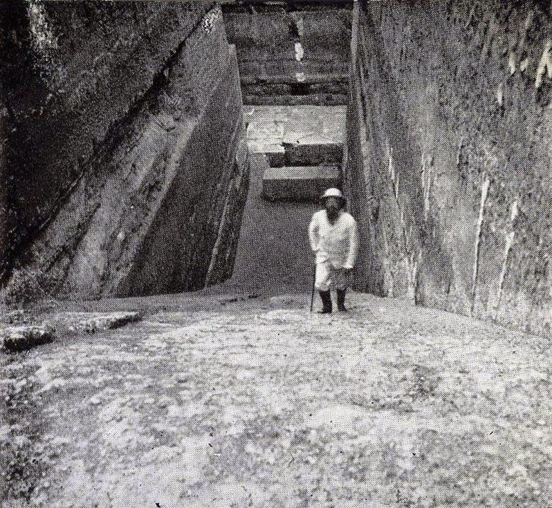 Завиет-эль-Эриан в Египте или где найти пирамиды, неизученные по сей день 1
