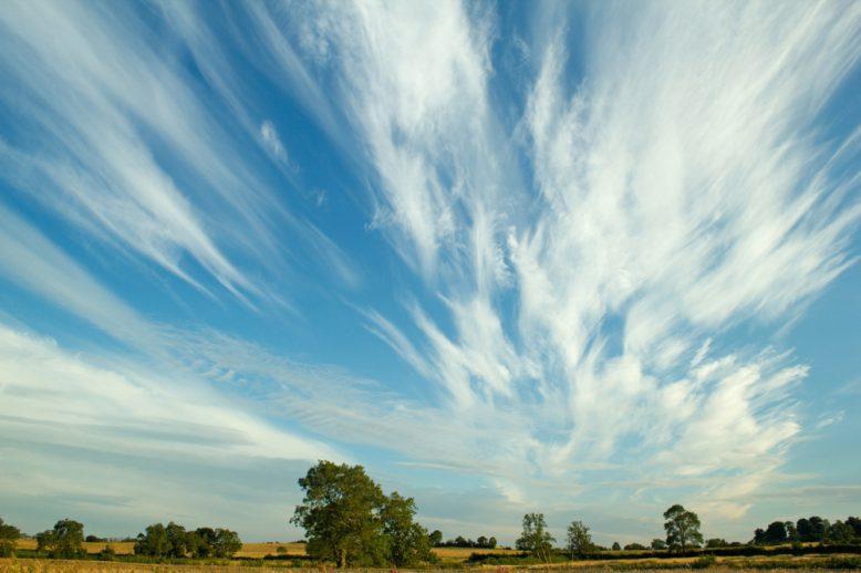 Какие бывают облака на нашей планете Земля 2