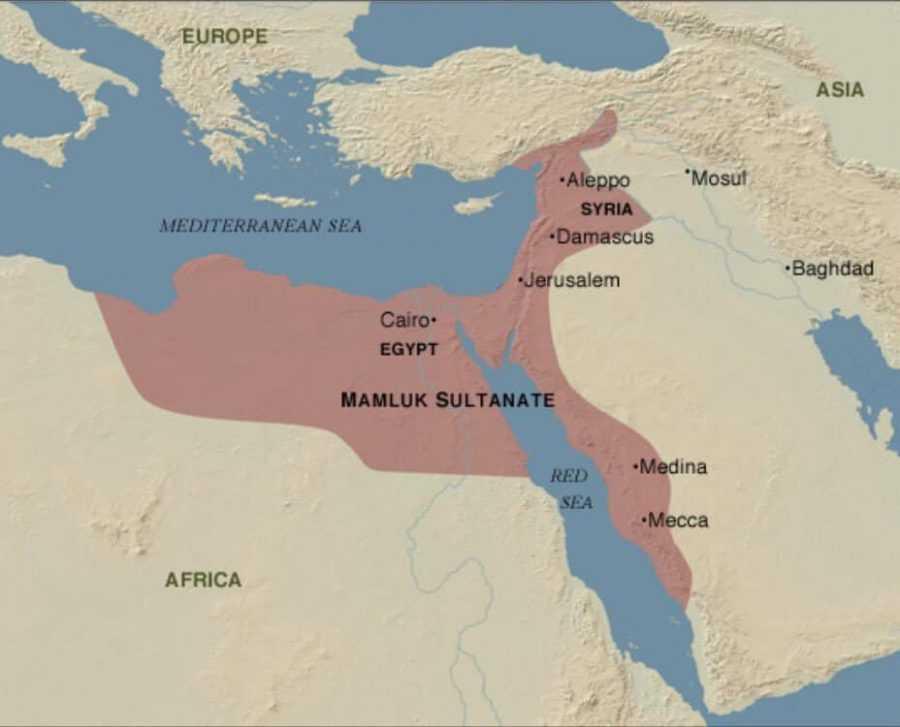 Султан Бейбарс - правитель Египта 3