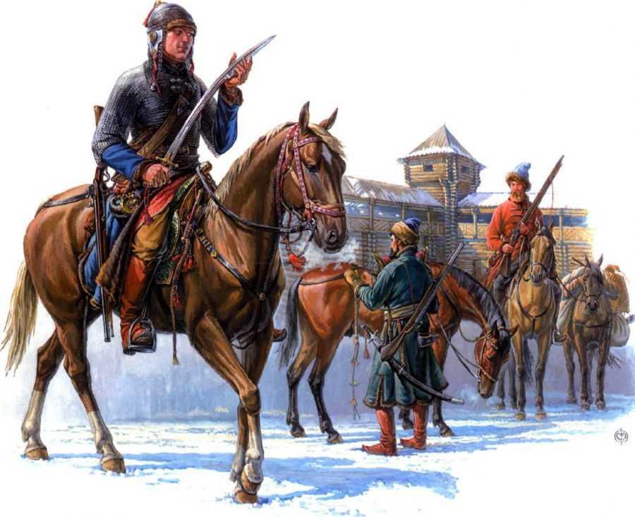 Смутное время на Руси в 1598 – 1613 годах. Цари и дела их 2