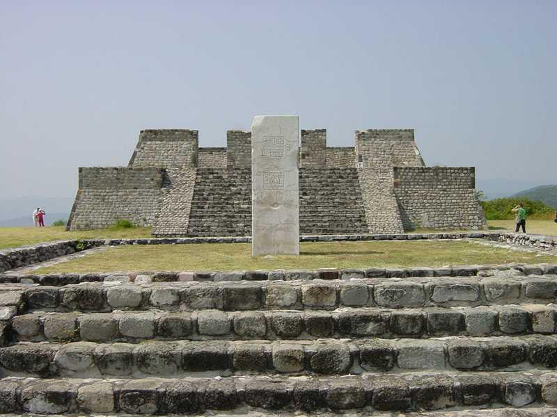 Пирамиды в Мексике. Краткий обзор. Пирамид в Мексике много 2