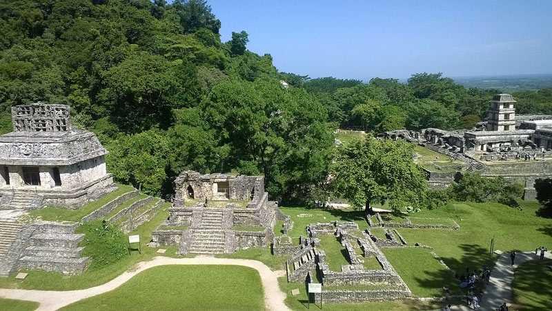 Пирамиды в Мексике. Краткий обзор. Пирамид в Мексике много 3